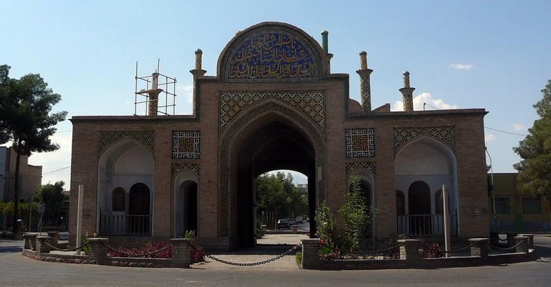 دروازه-ارگ-سمنان_2