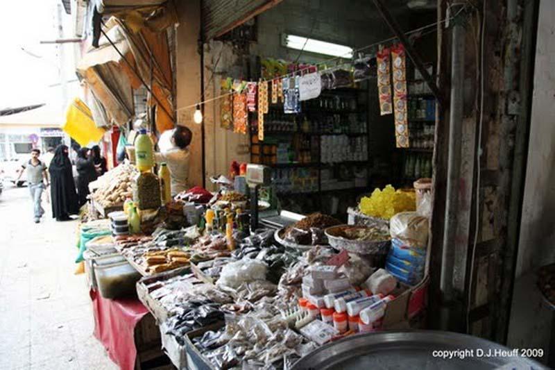 بازار-گرگان_4