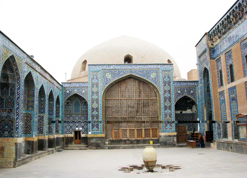 بقعه-شیخ-صفی-الدین-اردبیلی_9