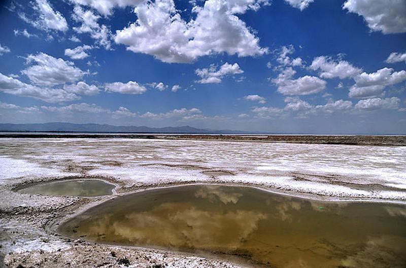 دریاچه-نمک-میقان_9