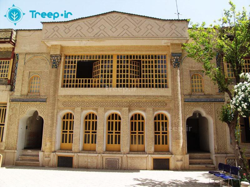 خانه-فروغ-الملک-یا-موزه-مشکین-فام_1