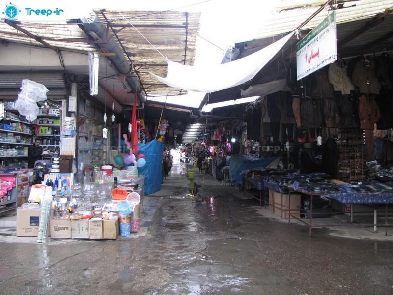 بازار-سنتی-ساری_2