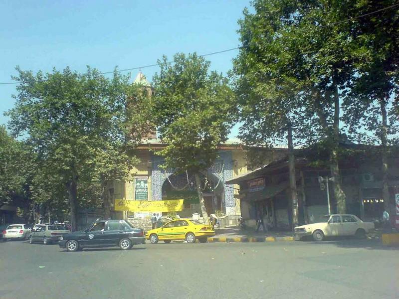 مسجد-جامع-لاهیجان--_1