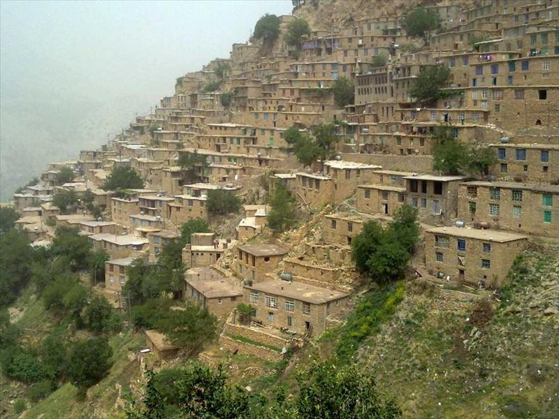 روستاي-اورامان-تخت_1