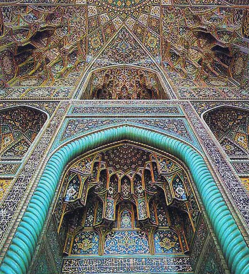 مسجد-گوهرشاد_6