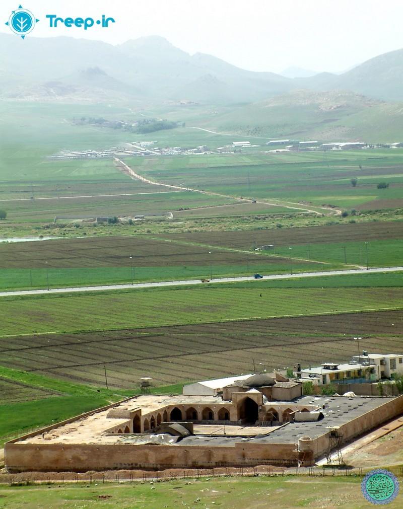 كاروانسرای-بیستون-(شاه-عباسی)_3