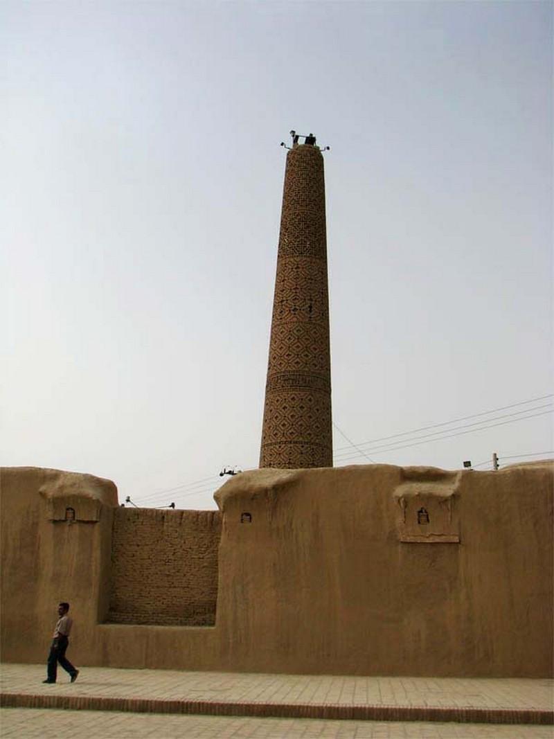 مسجد-تاريخانه-_4