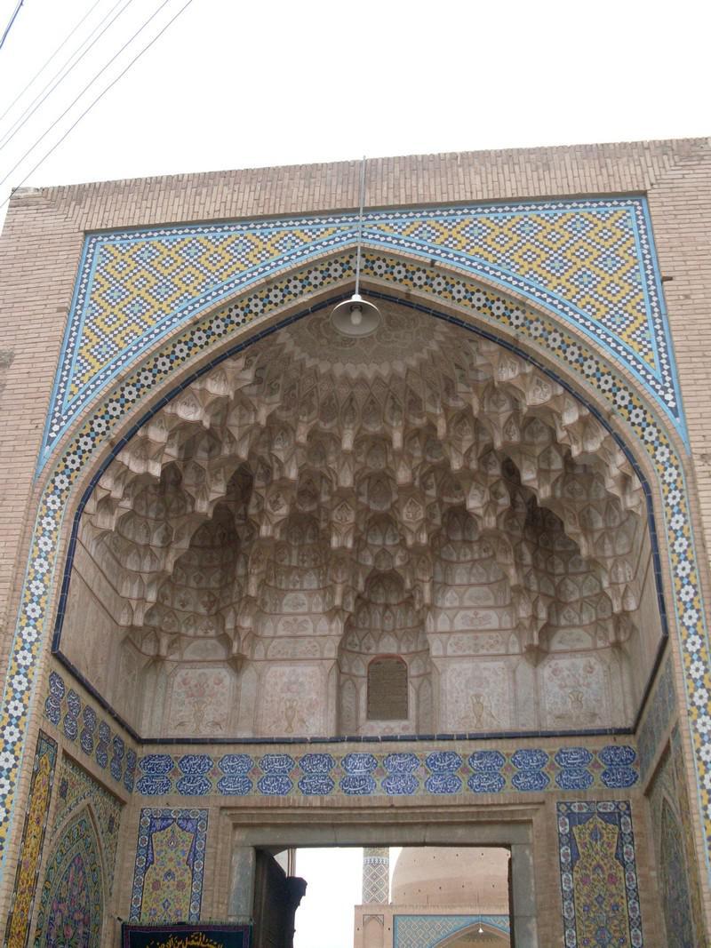 مسجد-و-مدرسه-آقا-بزرگ_9