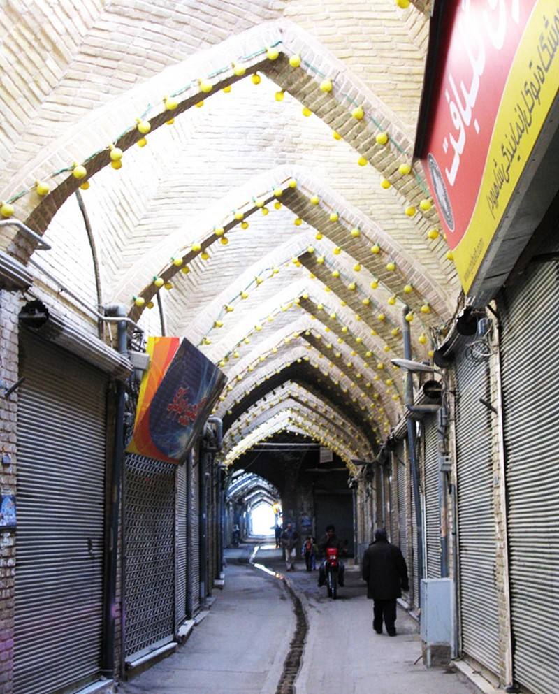 بازار-سنتی-شاهرود_1