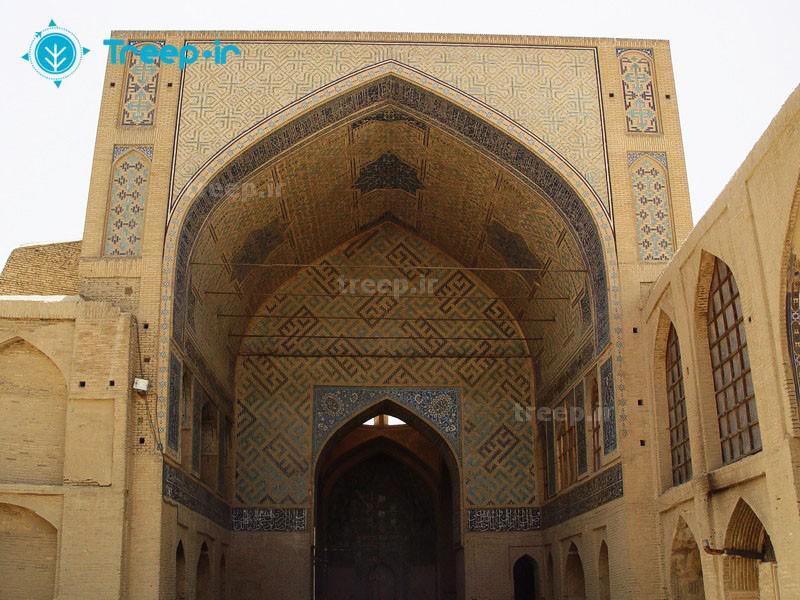 مسجد-جمعه-اصفهان-(مسجد-جامع)_29