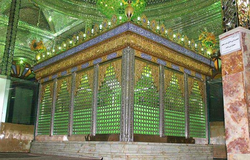 Image result for بقعه خواهر امام رشت