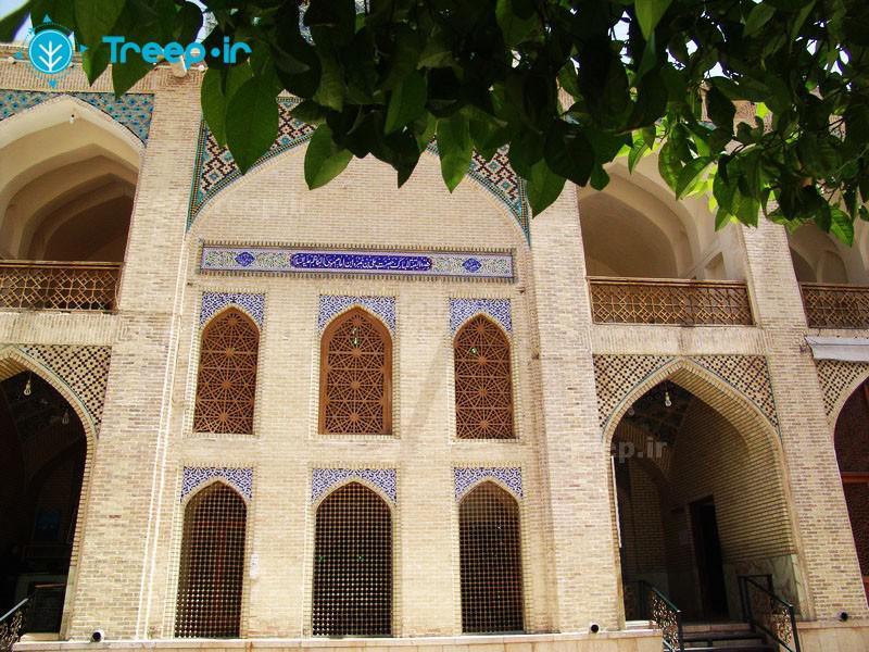 آرامگاه-علي-بن-حمزه-(ع)_9