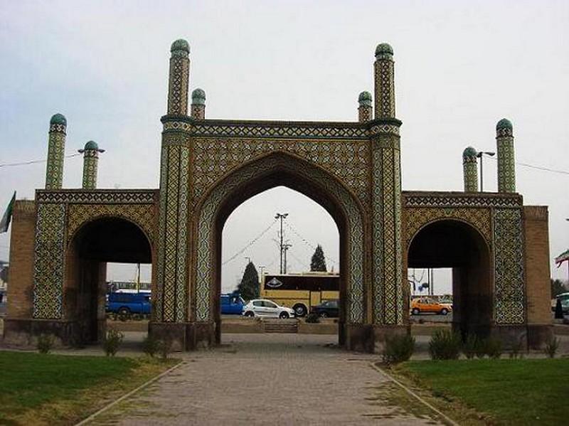 دروازه-تهران-قدیم_2
