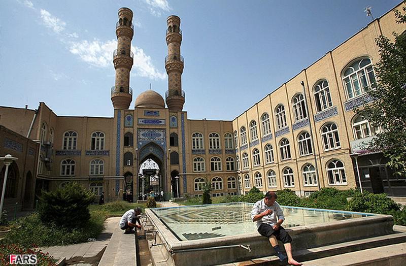 مسجد-جامع-تبريز_1