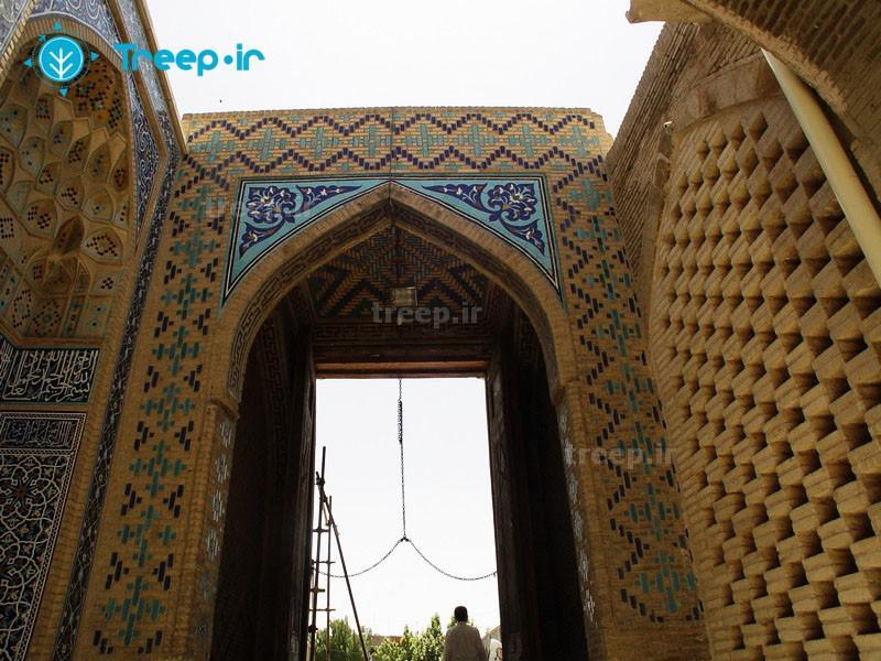 مسجد-جمعه-اصفهان-(مسجد-جامع)_36