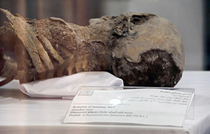 موزه-باستان-شناسی-(مرد-نمکی)_8