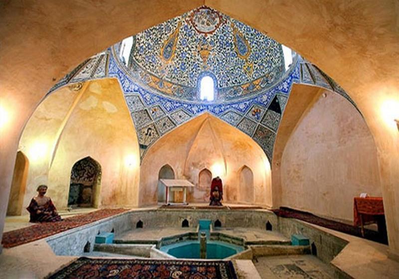 موزه-مردم-شناسی-حمام-ظهیر-الاسلام-(-آقا-نقی-)_2