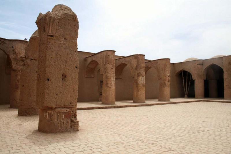 مسجد-تاريخانه-_2