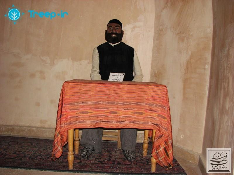 موزه-مردم-شناسی-حمام-ظهیر-الاسلام-(-آقا-نقی-)_11