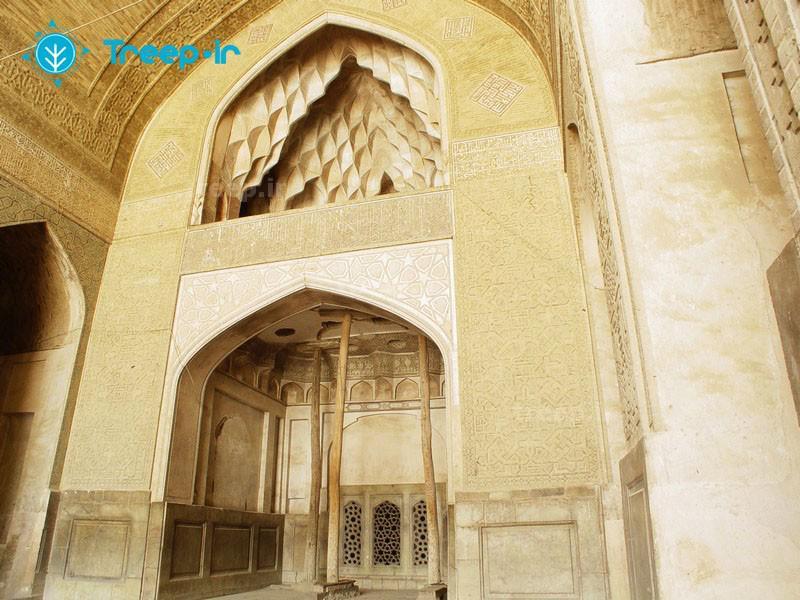 مسجد-جمعه-اصفهان-(مسجد-جامع)_21