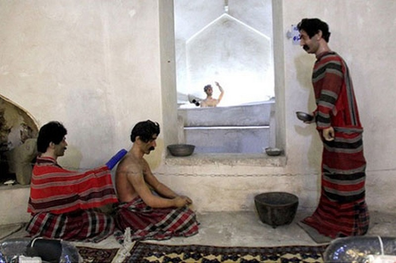 موزه-مردم-شناسی-حمام-ظهیر-الاسلام-(-آقا-نقی-)_6