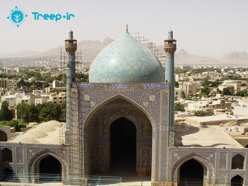 مسجد-جامع-عباسى-(مسجد-امام)_25