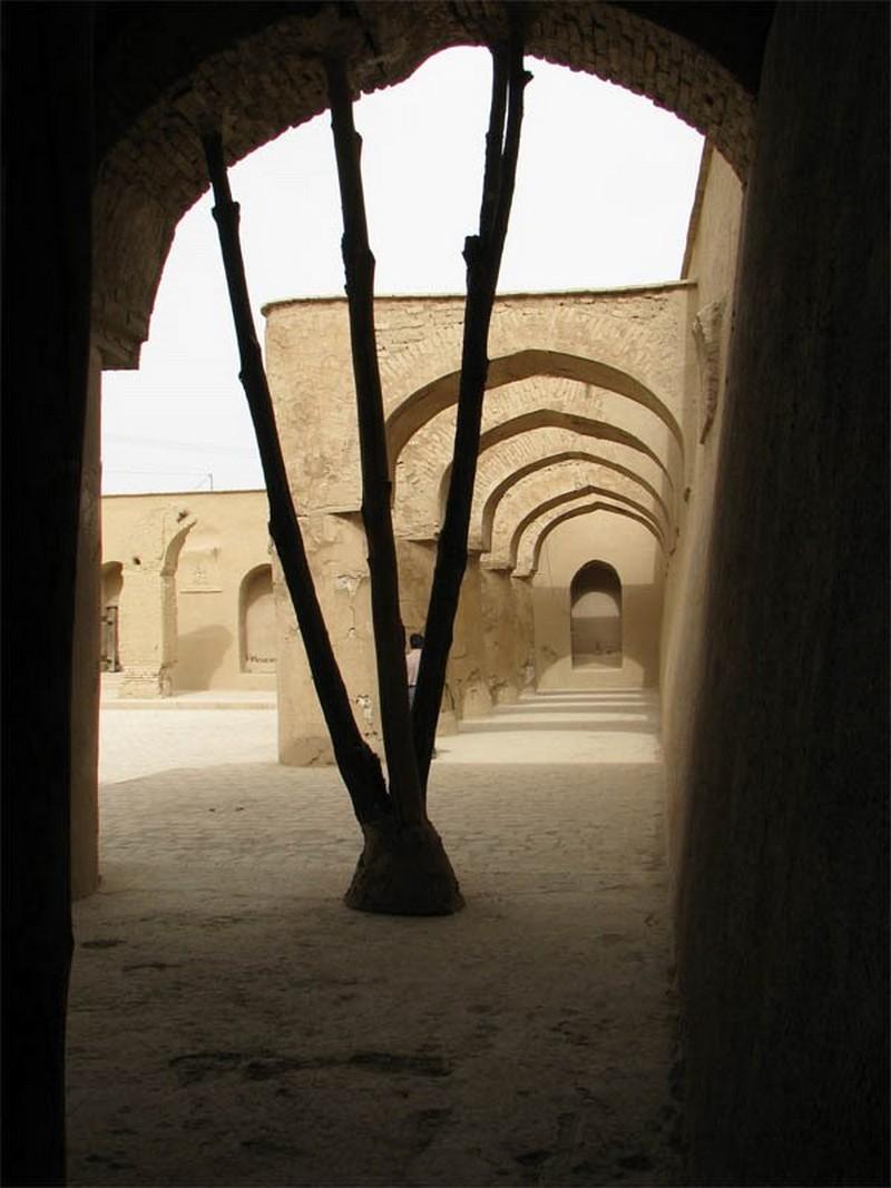 مسجد-تاريخانه-_7
