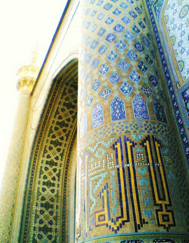 مسجد-گوهرشاد_5