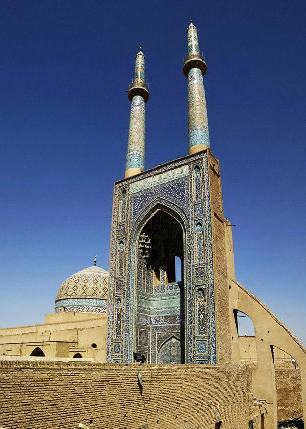 مسجد-جامع-کبیر-یزد_1